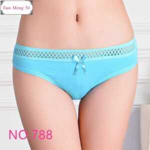 Cotton Sexy Low-Waist Panties 5pcs/lot