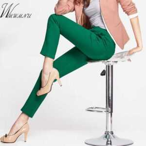 Women's Casual 12 Colors Slim Stretch Pants