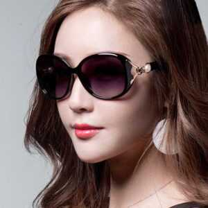Polarized Luxury Square Sunglasses For Women