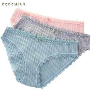 Women's Classic Cotton Panties Set