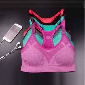 Women's Sport Breathable Padded Bras