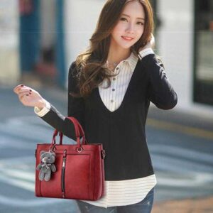 Large Capacity Ladies Handbags
