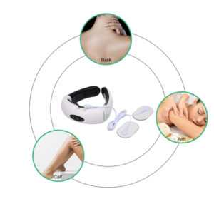 Multi-functional Electric Neck Massager Massage Device
