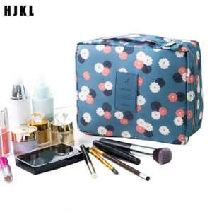 Women Multifunction Waterproof Travel Cosmetic Toiletries Organizer Storage Bag