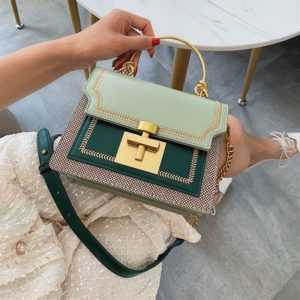 New Fashion PU Leather Women Crossbody Bags