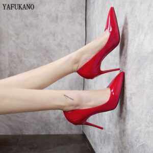 Elegant Thin Pointed High Heels Womens Shoes